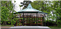 J2664 : Bandstand, Lisburn (2) by Albert Bridge