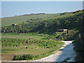 TV5297 : Pillboxes at Cuckmere Haven by Oast House Archive