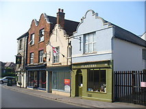 TQ1649 : Gables on West Street by Colin Smith