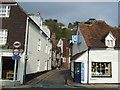 TQ4210 : Chapel Hill, Lewes by Malc McDonald
