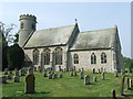 TL7789 : St Mary Weeting by Keith Evans