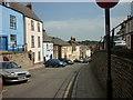 NZ2742 : Looking down Crossgate, Durham by Ian S