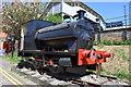 TL8928 : 0-4-0 Saddle Tank - No. 2039 'Jeffrey' by Ashley Dace