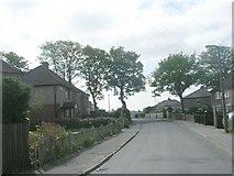 SE1735 : Greenwood Drive - Greenwood Avenue by Betty Longbottom