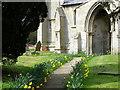 SK8753 : Path to All Saints Church by Maigheach-gheal