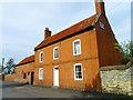 SK9154 : Church Lane Farmhouse, Brant Broughton by Maigheach-gheal