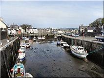 SC2667 : Castletown Harbour by David Dixon