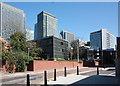 TQ3779 : Byng Street, Millwall by John Salmon