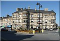NZ6621 : The Queen Hotel,  Station Street, Saltburn by the Sea by Humphrey Bolton