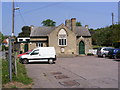 TM3464 : Footpath to Rendham Church & Rendham Village Hall by Adrian Cable