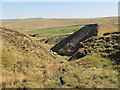 NY7945 : The northern end of Alston Cleugh by Mike Quinn