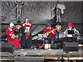TQ8109 : Mediaeval Day band by Oast House Archive