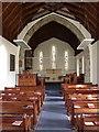 SD2296 : Holy Trinity Church, Seathwaite, Interior by Alexander P Kapp
