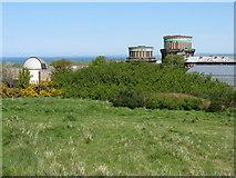 NT2570 : Royal Observatory, Edinburgh by M J Richardson