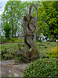 NS4075 : Welder sculpture by Thomas Nugent