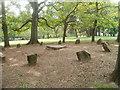 ST3087 : Gorsedd stone circle, Belle Vue Park, Newport by Jaggery