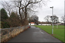 NT2273 : Water of Leith Walkway near Murrayfield by N Chadwick