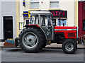 C0137 : Tractor, Dunfanaghy by Rossographer