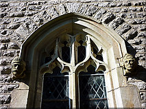 SD5383 : Window detail, St Patrick's Church, Preston Patrick by Karl and Ali