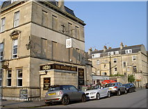 ST7565 : The Pulteney Arms, as seen from Sutton Street by Neil Owen