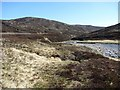 NN9579 : Tarf Water by Richard Webb