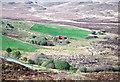 NG4939 : Farmsteading by Glen Breaden