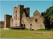 SO5074 : Ludlow  Castle by John Jennings