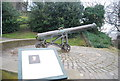 NT2674 : Cannon on Calton Hill by N Chadwick