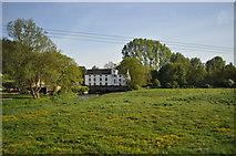 TG2105 : Keswick Watermill by Ashley Dace