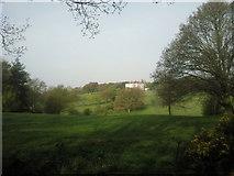 TQ3870 : View across Beckenham Place Park by Marathon