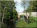 SN0740 : Pont Newydd near Llwyngwair Manor by Jeremy Bolwell