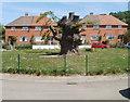 SO5112 : Oak tree, Oak Crescent, Wyesham by Jaggery