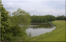 SD5811 : Adlington Reservoir by Ian Greig