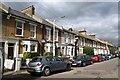 TQ3675 : Harcourt Road, Brockley by Derek Harper