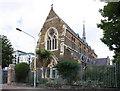 TQ3981 : St Luke Old Church, Jude Street - Redundant by John Salmon