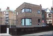 TQ3473 : New flats in Upland Road, SE22 by Derek Harper