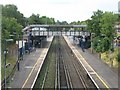 TQ3866 : West Wickham station by Mike Quinn