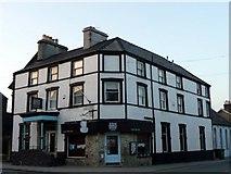 SH5638 : The Big Rock Hotel, Porthmadog, Gwynedd by Christine Matthews