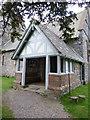 SD3687 : St Peter's Church, Finsthwaite, Porch by Alexander P Kapp