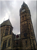 SD8913 : Rochdale Town Hall by Steven Haslington