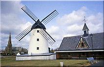 SD3727 : The Windmill by Trevor Rickard