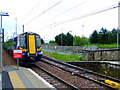 NS3138 : Class 380 train at Irvine by Thomas Nugent