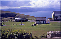SH7683 : Top Station of the Great Orme Tramway by Trevor Rickard