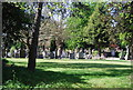 TQ3568 : Beckenham Cemetery by N Chadwick