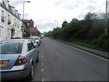 SJ9223 : Crooked Bridge Road, Stafford by Alex McGregor