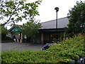TG2602 : Budgens Supermarket, The Street, Poringland by Adrian Cable