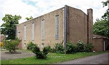 TQ3385 : St Paul's Church, Stoke Newington Road by John Salmon