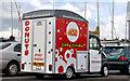 J5082 : Donut van, Bangor by Albert Bridge