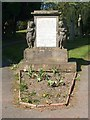 NS4075 : Memorial of Daniel McAusland by Lairich Rig
