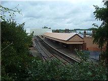 SP1955 : Stratford Upon Avon Railway Station by Mr Biz